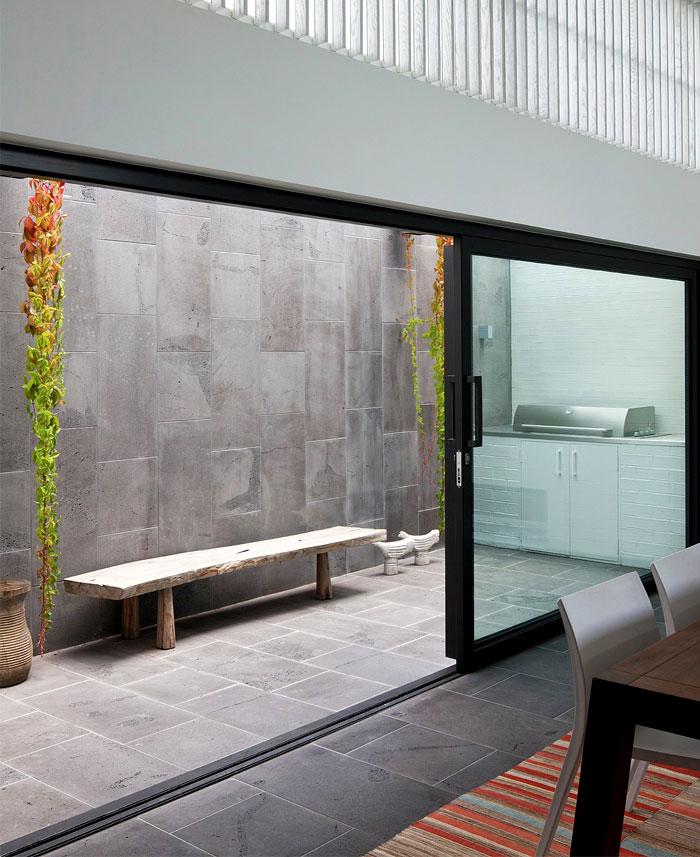 contemporary house located australia 9