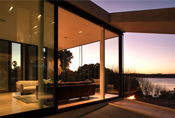 contemporary new zealand villa 2
