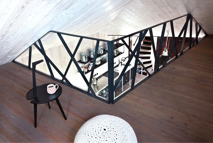 contemporary wooden house zilvar 3