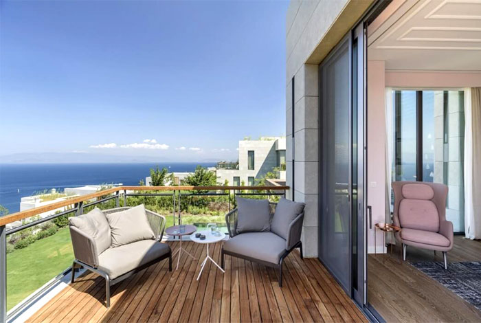 sophisticated dwelling bodrum