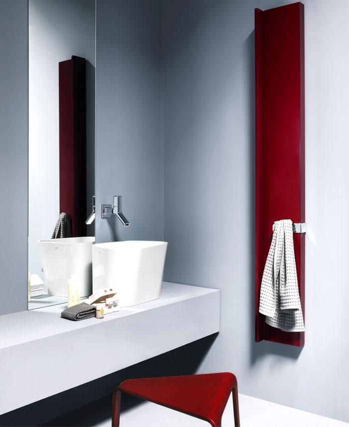 square bathroom radiators ludovica roberto palomba 2