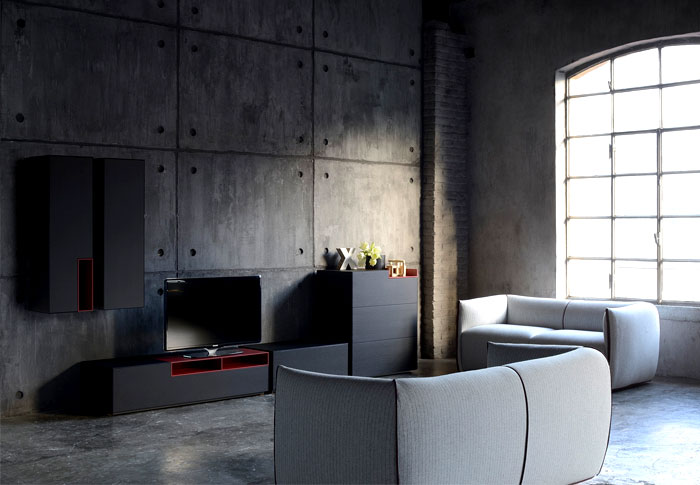 upholstery collection mia mdf italia 3