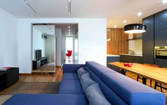 stylish apartment located kiev 338x212