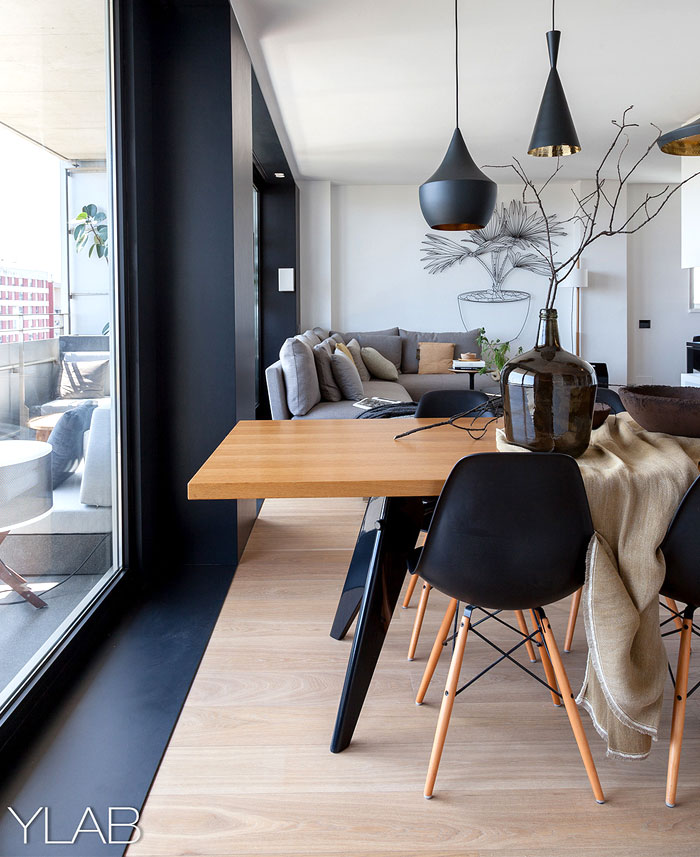 apartment classy residential area barcelona 15