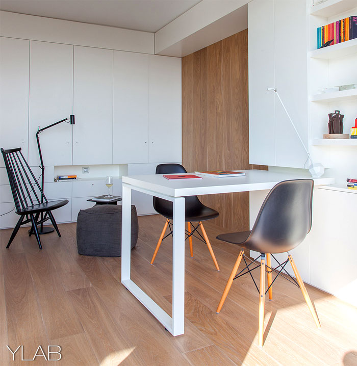 apartment classy residential area barcelona 2