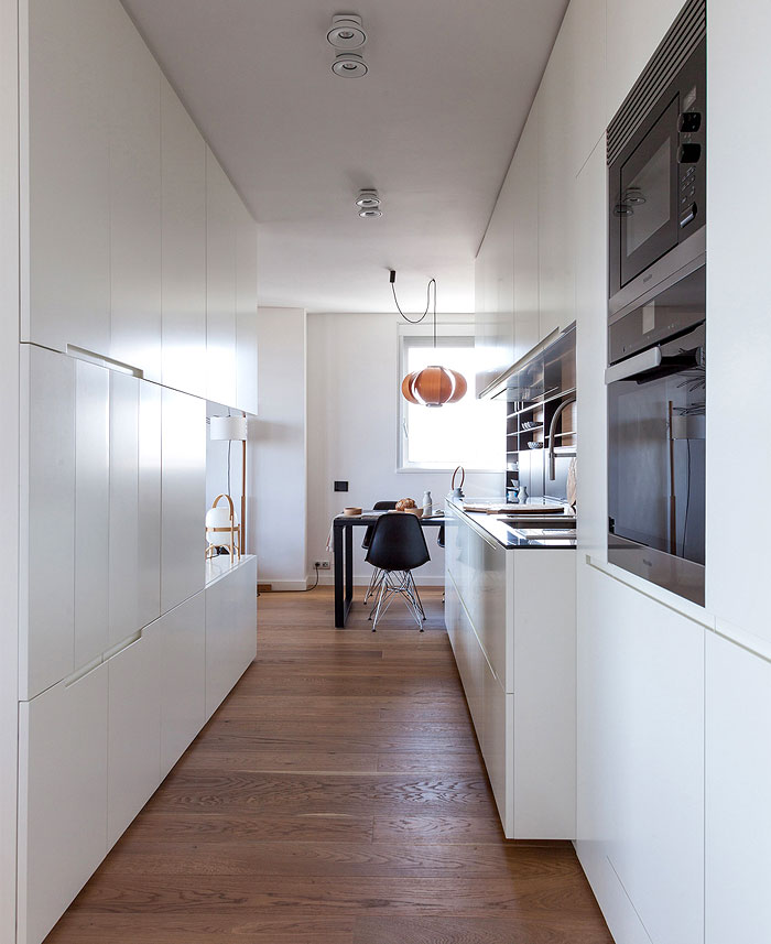 apartment classy residential area barcelona 4