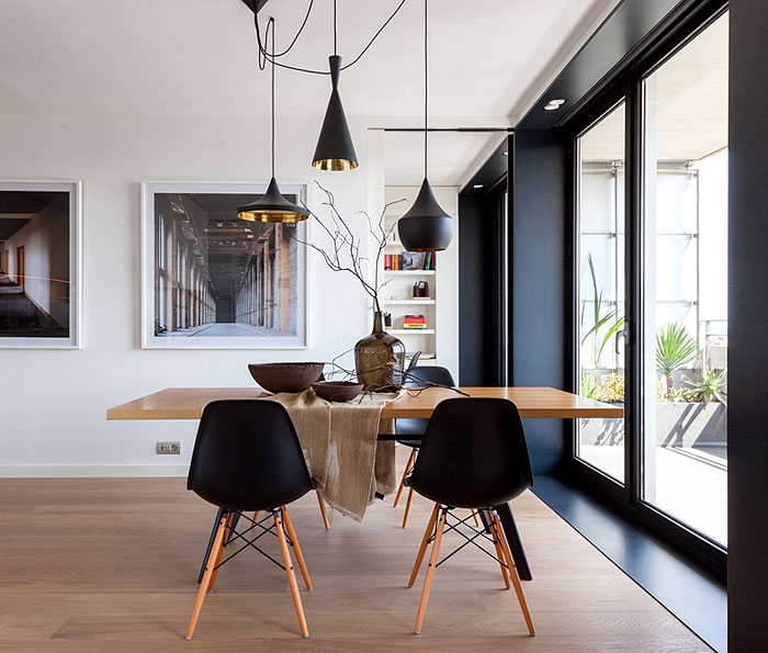 apartment classy residential area barcelona 6