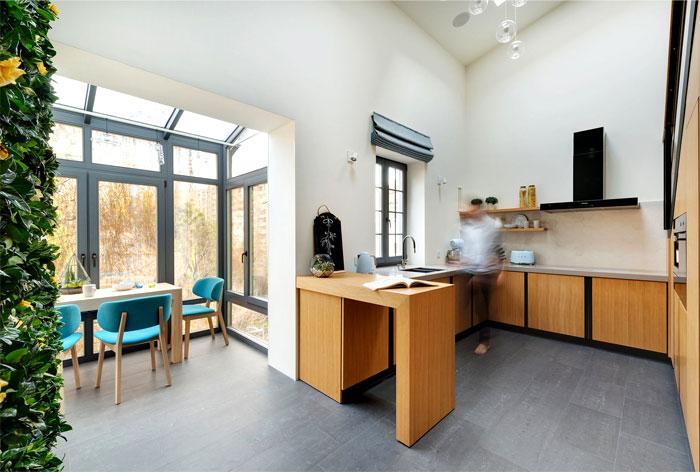 two level apartment ki design 11