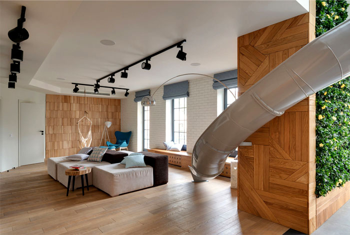 two level apartment ki design 6