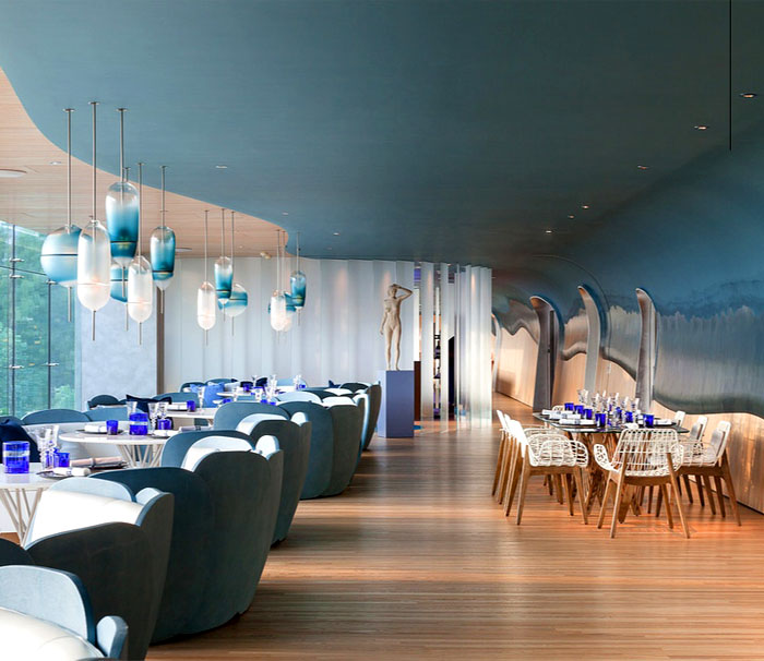 The Ocean Restaurant Created by Substance Design Studio ...
