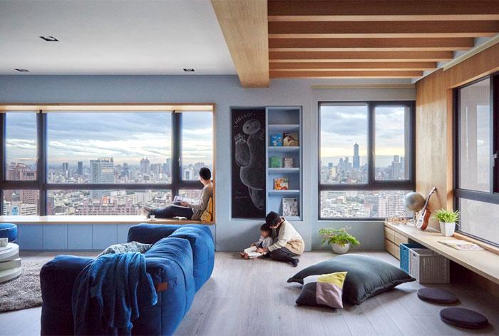 Young Hip Urban Apartment 15