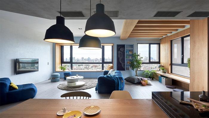 Young Hip Urban Apartment 5