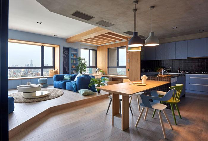 Young Hip Urban Apartment 6