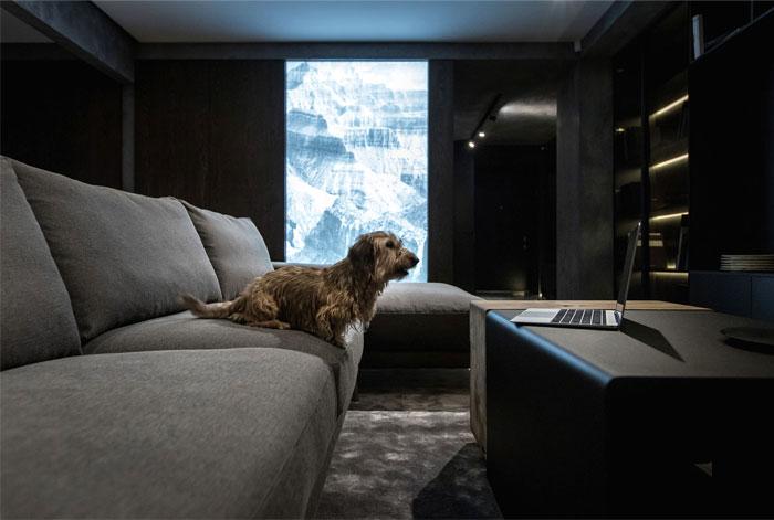 contemporary interior ukrainian design studio YoDezeen 1