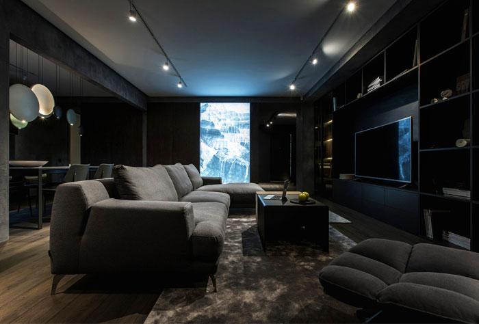 contemporary interior ukrainian design studio YoDezeen 21