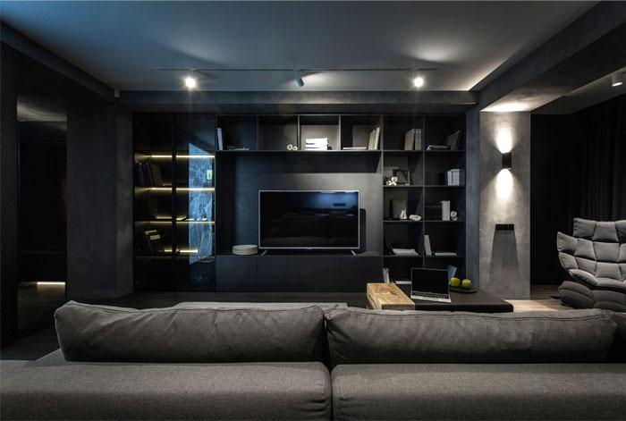 contemporary interior ukrainian design studio YoDezeen 5