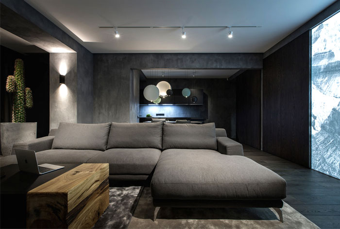 contemporary interior ukrainian design studio YoDezeen 7