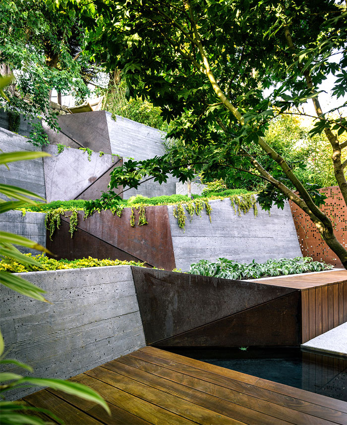 outdoor space zen atmosphere 12