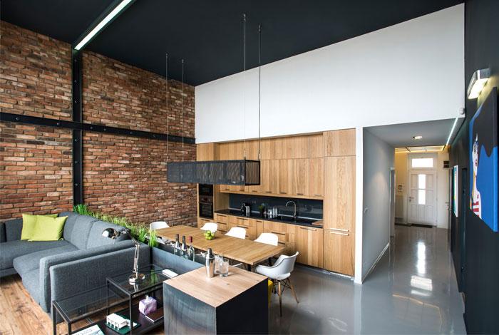 Urban Loft Home Gasparbonta Studio 14