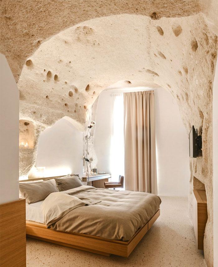 cave decor hotel matera 24