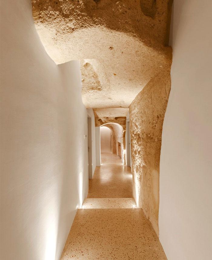 cave decor hotel matera 28
