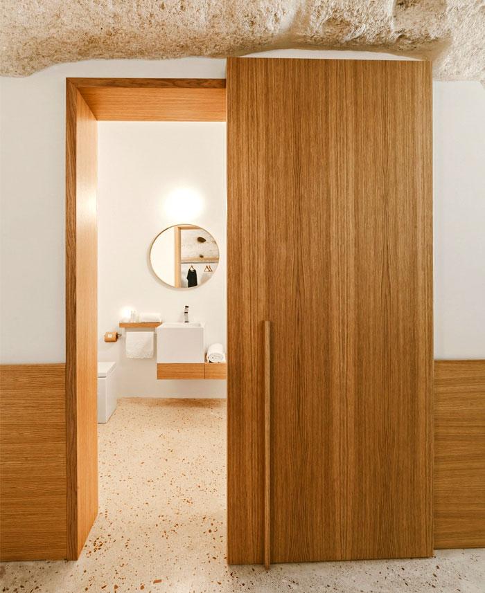 cave decor hotel matera 30