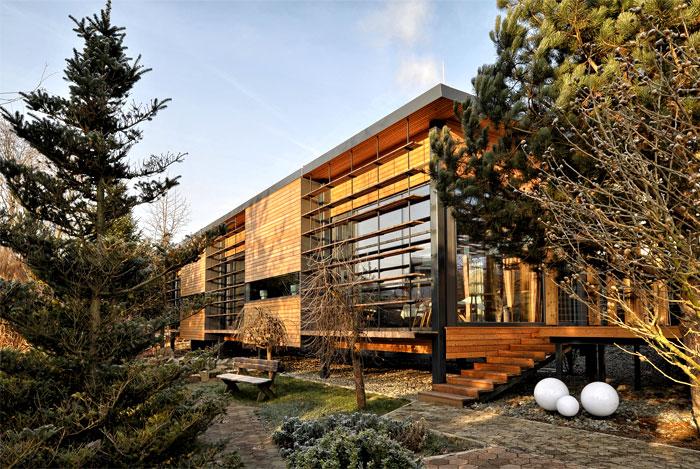 extension house denk restaurant ab objekt 6