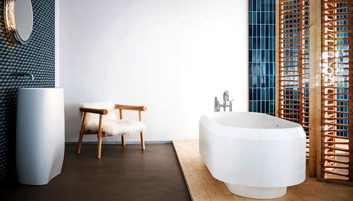 Bathroom Design Colors Materials 1