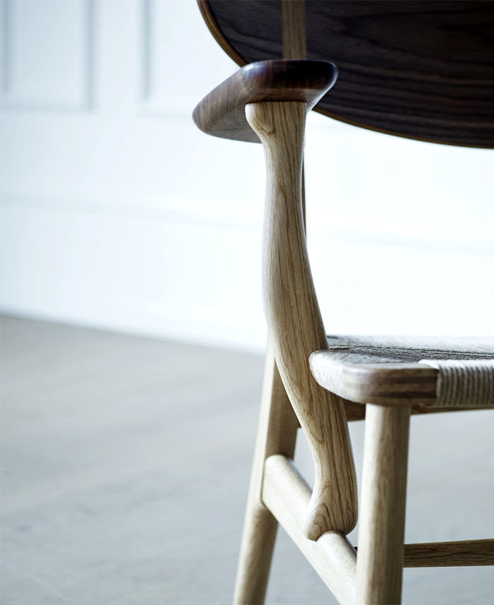 hans j wegner lounge chair 1