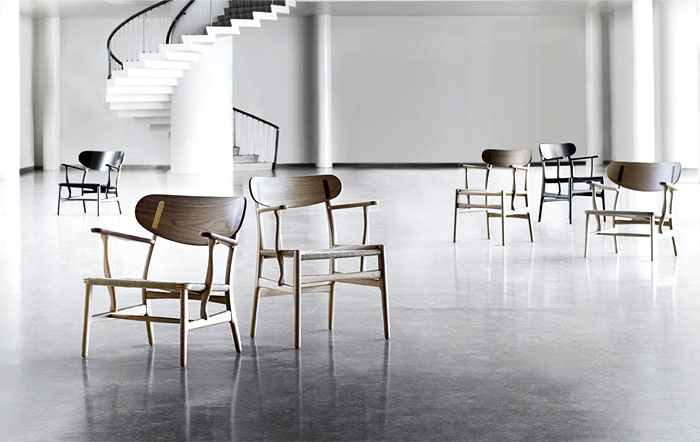 hans j wegner lounge chair 4
