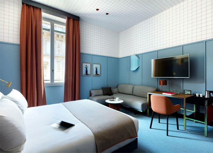 new milan hotel room mate giulia 11