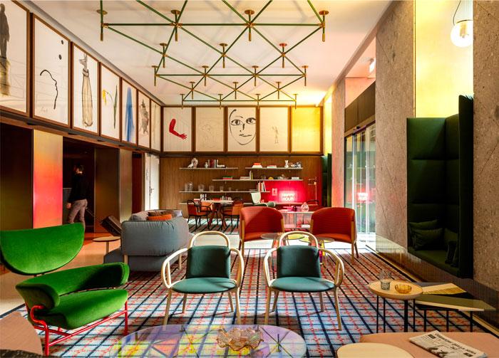 new milan hotel room mate giulia 2