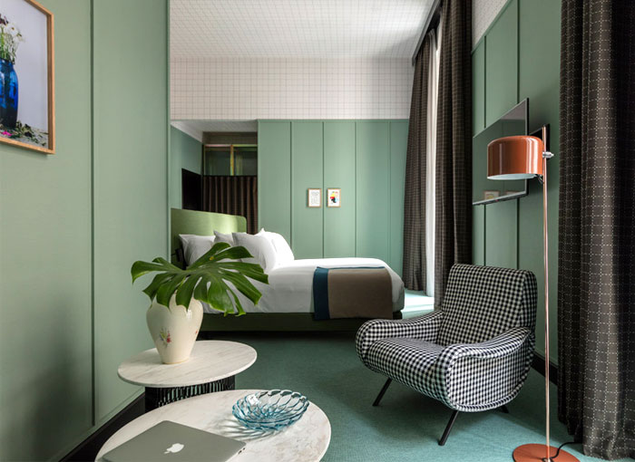 new milan hotel room mate giulia 4