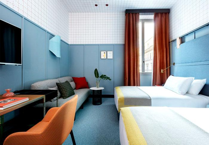 new milan hotel room mate giulia 6