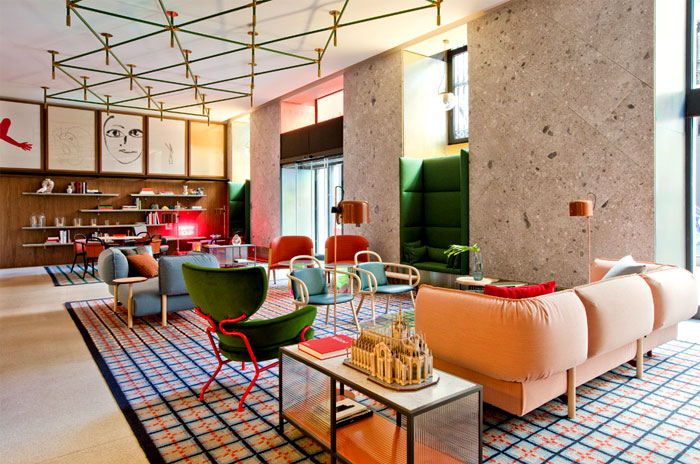 new milan hotel room mate giulia 7