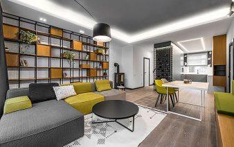 Victory Apartment By Volen Valentinov Interiorzine
