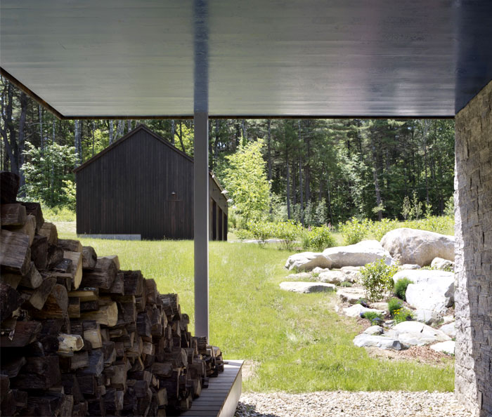 contemporary decor countryside home 11