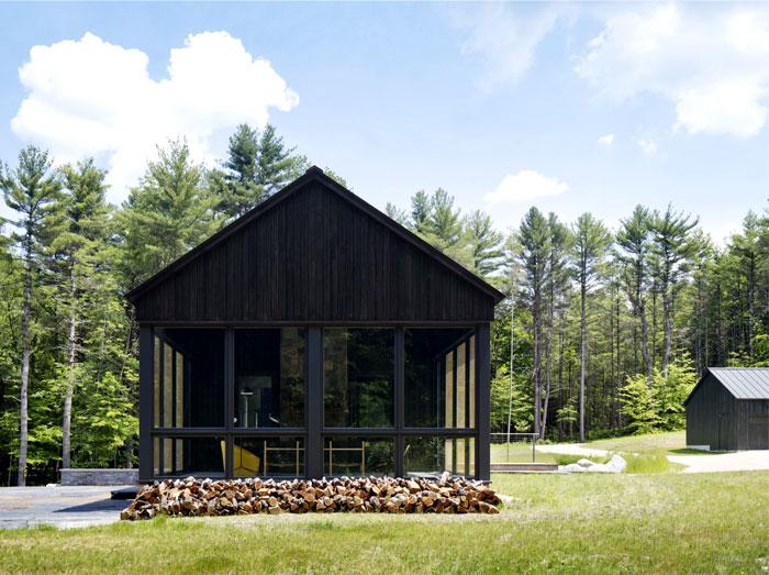 contemporary decor countryside home 14