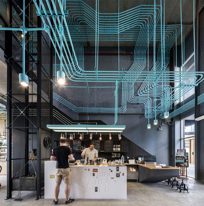 hubba to co working space 11