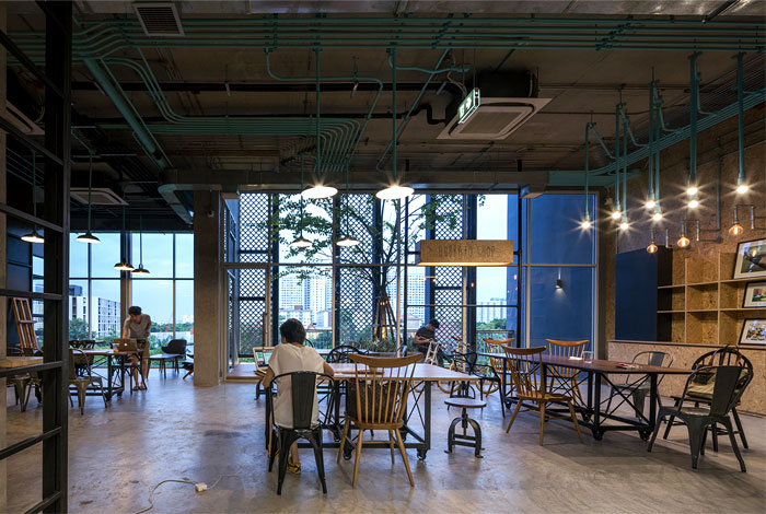 hubba to co working space 18