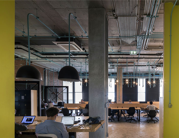 hubba to co working space 20 1