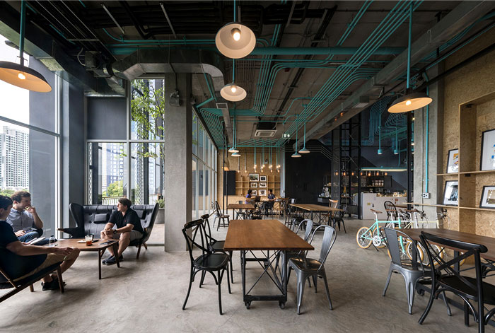hubba to co working space 8