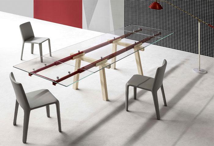 tracks table 1