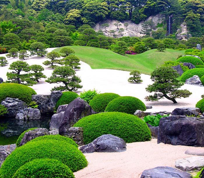adachi museum of art garden taikan yokoyama