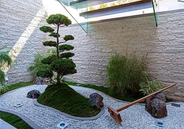 Layout Zen Garden Design