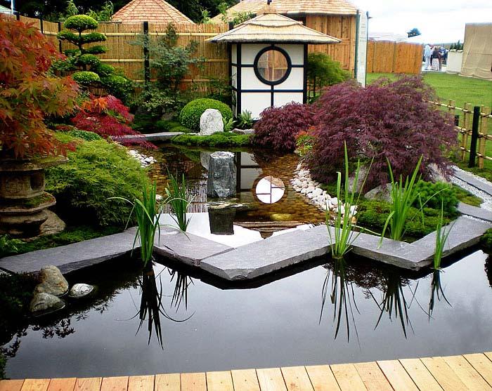 japanese tea garden design
