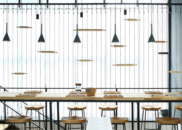 restaurant space zones design 1