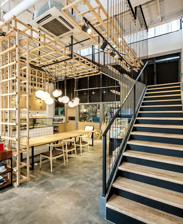restaurant space zones design 17