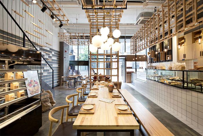 restaurant space zones design 2