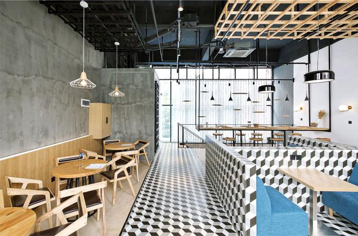 restaurant space zones design 3